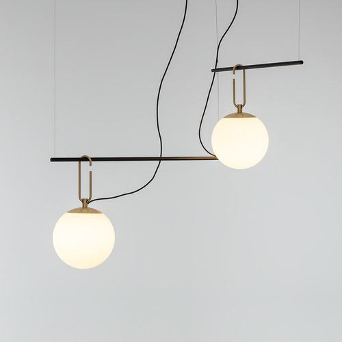 Lampa wisząca Artemide Nh S3 2 Arms 1282010A