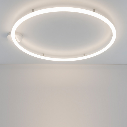Artemide Alphabet Of Light Circular Ø155 Wall/Ceiling 1307000A