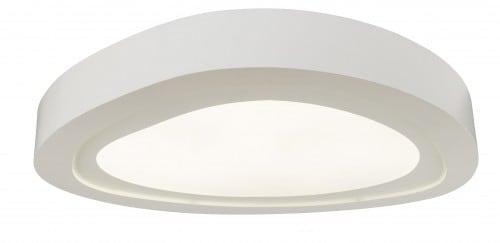 NowoczesnyPlafon Cloud biały LED 66W