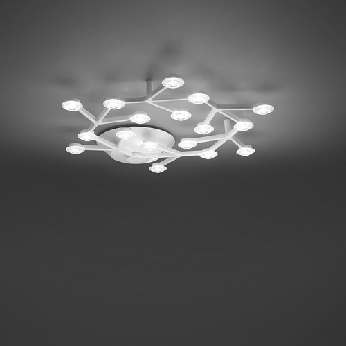 Artemide Led Net Circle Ceiling 1594050APP