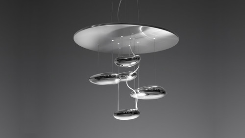Artemide Mercury Mini Led Ceiling 1476110A