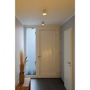 Oprawa sufitowa natynkowa/Plafon SLV Spotline Tigla Square 50W GU10 QPAR51