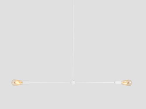 Lampa wisząca TRISO 2 - biały