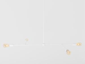 Lampa wisząca TRISO 4 - biały small 3
