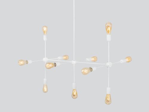 Lampa wisząca TRISO 11 - biały