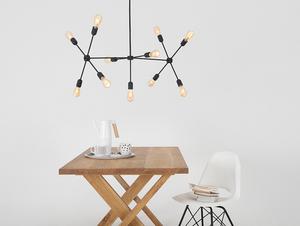 Lampa wisząca TRISO 11 - czarny small 1