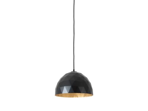Lampa wisząca LEONARD M - złoto-czarny
