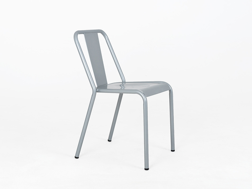 Krzesło IRA - srebrny