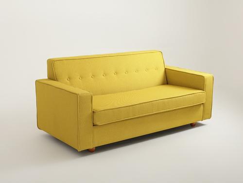 Sofa rozkładana 2 os. ZUGO