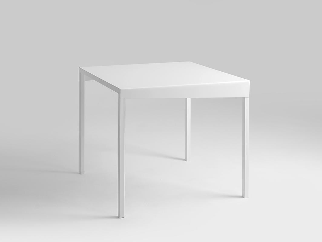 Stół jadalniany OBROOS METAL 80x80