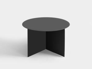 Stół kawowy OLI METAL 70 okrągły small 3