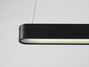 Lampa wisząca LAXO 90 - grafitowy small 3