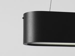 Lampa wisząca LAXO 90 - grafitowy small 4