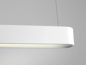 Lampa wisząca LAXO 90 - biały small 4
