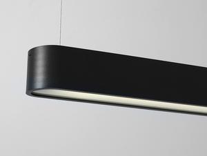 Lampa wisząca LAXO 120 - grafitowy small 4