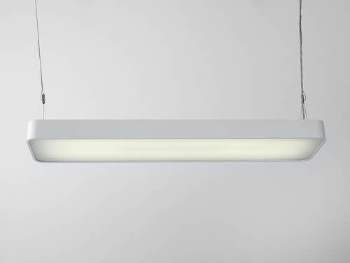 Lampa wisząca LAXO 90x20 - biały