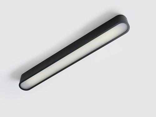 Plafon LAXO 60 - grafitowy