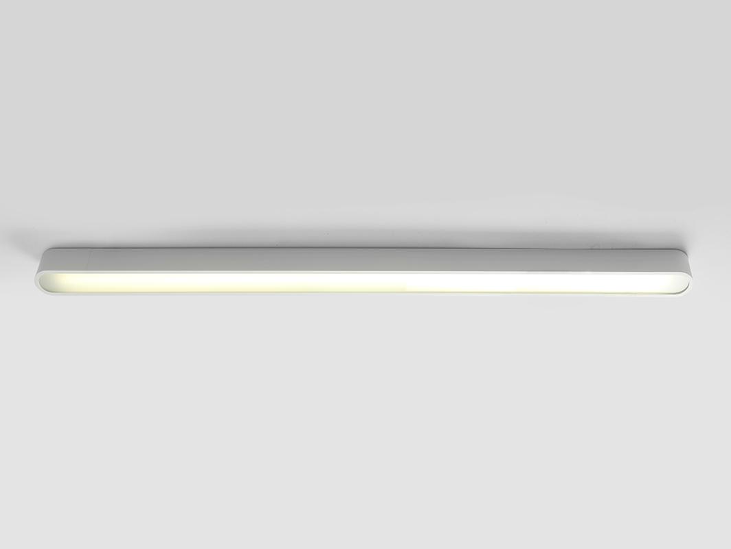 Plafon LAXO 120 - biały