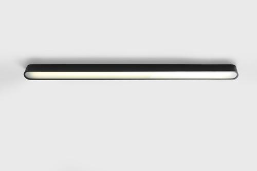 Plafon LAXO 120 - grafitowy