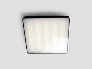 Plafon LAXO 60x60 - grafitowy small 3