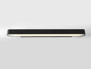 Lampa ścienna LAXO WALL 90x6 - grafitowy small 0