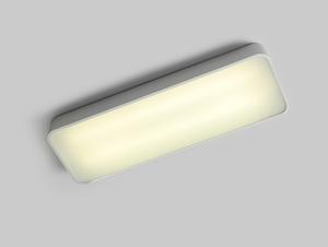 Plafon LAXO 60x20 - biały small 3