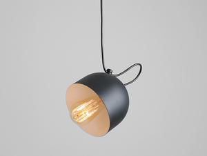 Lampa wisząca POPO 1 - czarny small 3