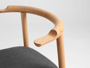 Krzesło w stylu retro KUBRIK small 4