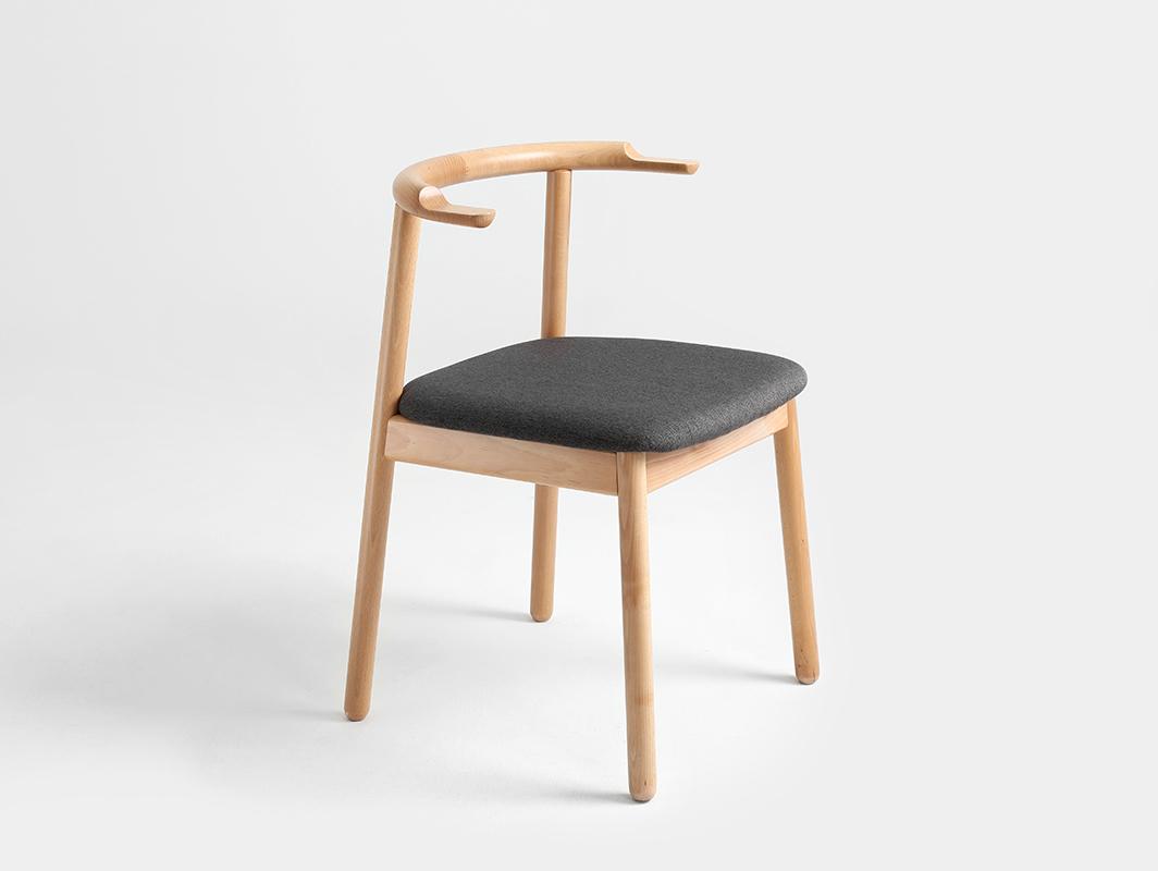 Krzesło w stylu retro KUBRIK