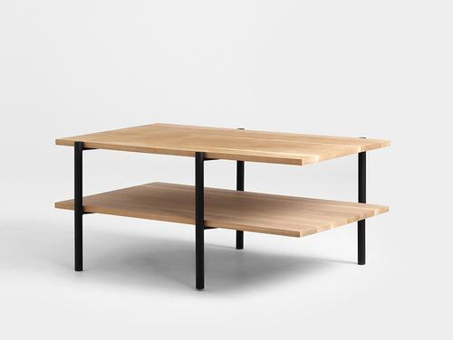 Stół kawowy RAVE SOLID WOOD 100x60