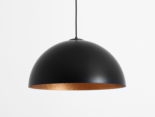 Lampa wisząca LORD 50 - miedziano-czarny