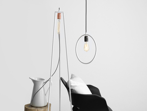 Lampa podłogowa TRIMETRIC FLOOR small 1