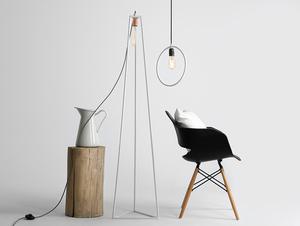 Lampa podłogowa TRIMETRIC FLOOR small 2