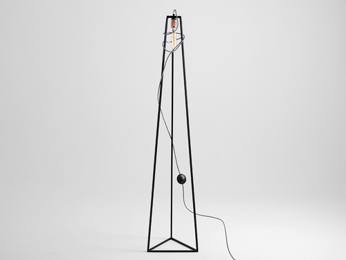 Lampa podłogowa TRIMETRIC FLOOR