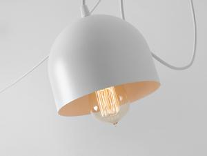 Lampa wisząca POPO 4 - biały small 4