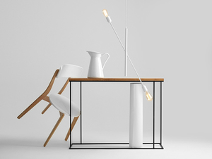 Lampa wisząca TWIGO 2 - biały small 2