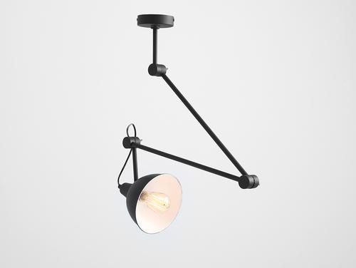 Lampa wisząca COBEN SUSPENSION - czarny