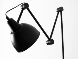 Lampa ścienna COBEN WALL - czarny small 3