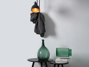 Lampa ścienna COBEN WALL 2 - czarny small 1