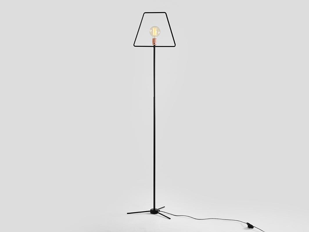 Lampa podłogowa FIRKANT FLOOR
