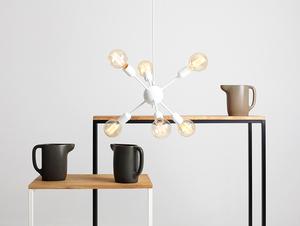 Lampa wisząca VANWERK BALL - biały small 1