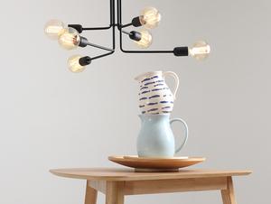 Lampa wisząca VANWERK 29 - czarny small 1