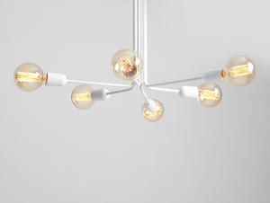 Lampa wisząca VANWERK 41 - biały small 3