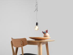 Lampa wisząca SPINNE 1 -  szary small 1