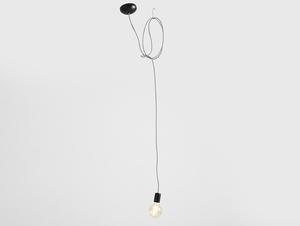 Lampa wisząca SPINNE 1 -  szary small 3