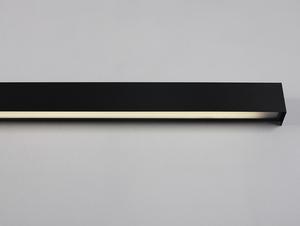 Lampa ścienna LINE WALL LED L - grafitowy small 3
