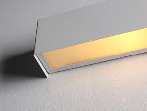 Lampa ścienna LINE WALL LED S - biały small 3