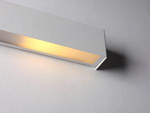 Lampa ścienna LINE WALL LED S - biały small 4