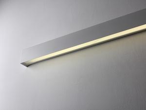 Lampa ścienna LINE WALL LED L - biały small 3