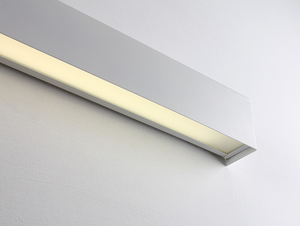 Lampa ścienna LINE WALL LED L - biały small 4